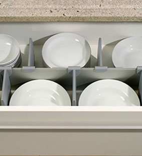organize kitchen